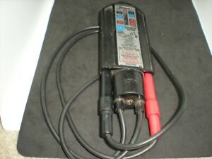Square D Voltage Tester Wiggy Series Class 6610 Now Klein Tools