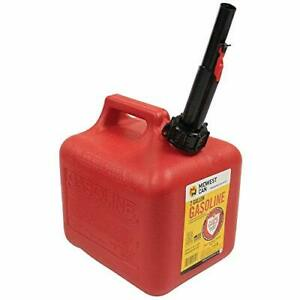 Midwest Can 2300 Gas Can 2 Gallon Capacity