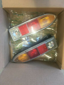 Triumph Stag New Tail Lights Pair New Old Stock