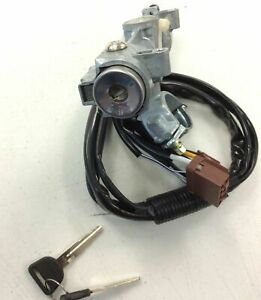 Standard Us393 New Ignition Lock Cylinder Honda