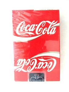 Coca-Cola Playing Cards New  Sealed Package US Playing Card Co.  #10168