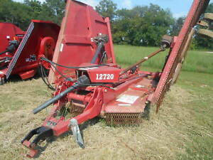 Bush Hog 12720 Mower 20ft Large 1000 Pto Sn 12 10240