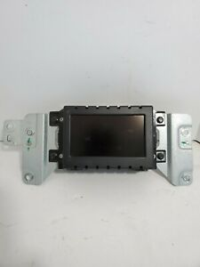 2012 2013 Ford Edge Information Display Screen Ct4t 19c116 cd