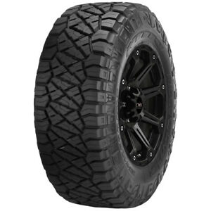 4 Lt315 70r17 Nitto Ridge Grappler 121 118q E 10 Ply Tires