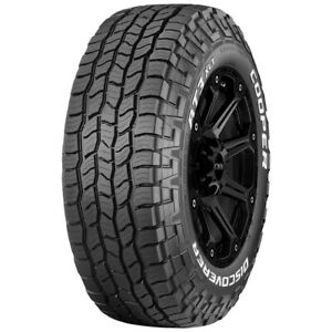 4 Lt285 70r17 Cooper Discoverer A T3 Xlt 121 118s E 10 Ply Rwl Tires