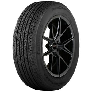 4 205 55r16 Continental Pro Contact Tx 91h Tires