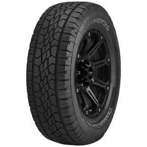 4 255 70r18 Continental Terrain Contact A t 113t Sl 4 Ply Owl Tires