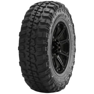 2 lt285 70r17 Federal Couragia M t 121q E 10 Ply Owl Tires