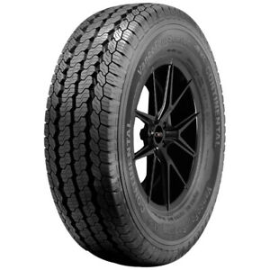 P225 55r17 Continental Vanco Contact 4 Seasons 101h Rf 4 Ply Bsw Tire