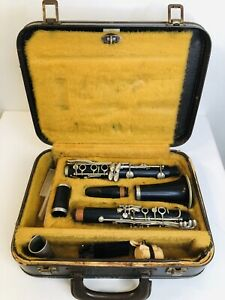 Vintage EVETTE Clarinet in Original Box