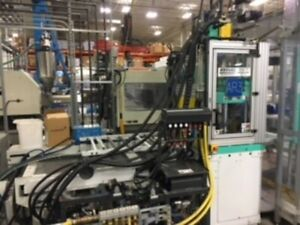 Used 45 Ton Arburg 900t 400 60 Vertical Injection Molding Machine