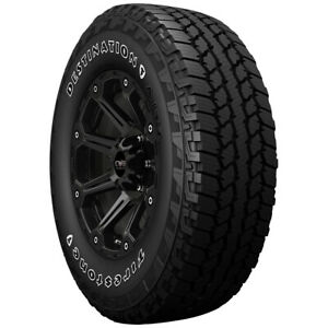 4 p255 70r18 Firestone Destination At2 112s Sl 4 Ply Owl Tires