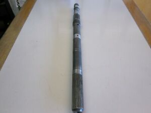 Chevy Th350 Output Shaft 21 5 8 Transmission Gm Turbo 350 2wd