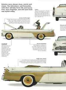 1956 Desoto Pacesetter 341 Hemi Convertible Article Must See
