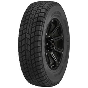 4 265 70r17 General Grabber Arctic 116t Xl 4 Ply Bsw Tires