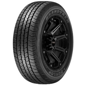 2 P265 65r17 Dunlop Grand Trek At20 110s Sl 4 Ply Bsw Tires