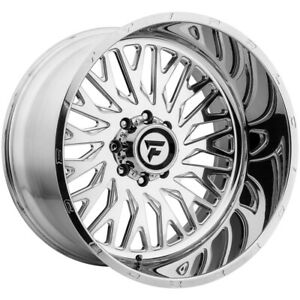 Fittipaldi Ftf 07 26x14 8x170 76mm Polished Wheel Rim 26 Inch