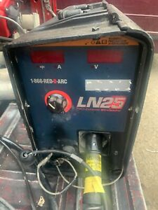 Lincoln Electric Welder Ln 25 Pro Extreme Wire Feeder