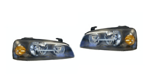 Headlights Pair Left And Right For Hyundai Elantra Xd 2003 2006