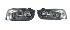 Headlights Pair Left And Right For Hyundai Elantra Xd 2000 2003