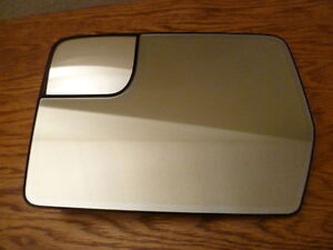 Ford F 150 Pickup 2007 14 Used Lh Driver Mirror Glass auto Dimming Dim