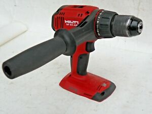Hilti Sf 6h a22 Cordless Hammer Drill Body Only W handle Excellent Free S h