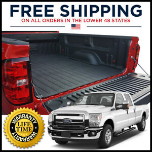 Dualliner Fos1180 Bed Liner For 2011 2016 Ford F 250 f 350 8ft Long Bed