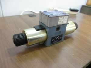 Continental Hydraulics Proportional Directional Valve Ed05m 3a1c gb5h 24l c