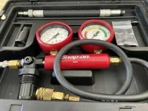 Snap On Tools Eepv509 Cylinder Leakage Tester Excellent Condition