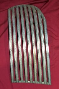 1930s 1940s Grille Section Old Vintage Car Auto Automobile 30s 40s Gm Ford Dodge