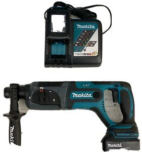 Makita Xrh04t 18v Cordless 7 8 In Sds plus Rotary Hammer Kit