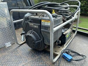 Kohler Command Pro 15 Hydraulic Power Unit Gas Powered Tools Haldex 9 8 Gpm Max