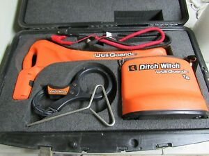 Subsite Ditch Witch Utili guard T5 Cable Pipe Locator Clamp Cable Probe