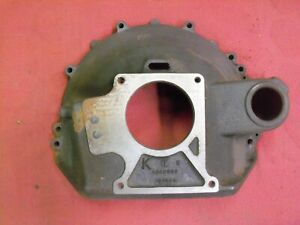 1958 1962 Ford 332 352 390 406 Bell Housing Nos B9aa 6392 b