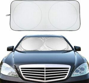 Ablewipe Fit For Nissan Car Windshield Sunshade Front Window Sun Uv Block Cover