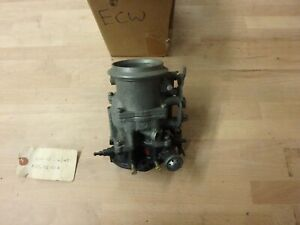 Holley 2 Barrel Model 2110 Carburetor 1956 Ford 272 292 Ecw 1 1 16