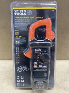 New Klein Tools 600a Ac Auto ranging Digital Clamp Meter Cl700