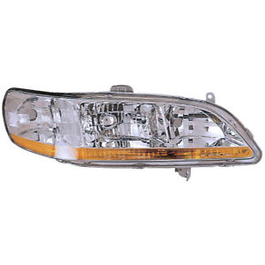 For Honda Accord 1998 1999 2000 Right Passenger Side Headlight Assembly