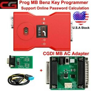 Cgdi Mb Auto Car Programmer Tool With Ac Adapter Work With Fit For Mercedes W164
