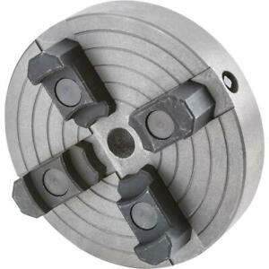 Grizzly H8048 6 4 jaw Chuck 3 4 X 16 Tpi