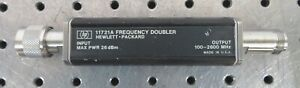 C170193 Hp 11721a Frequency Doubler max Input Pwr 26dbm Output 100 2600mhz