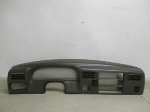 02 To 04 Ford F350 Super Duty Dash Instrument Cluster Bezel Yc3z25044d70aaa Oem