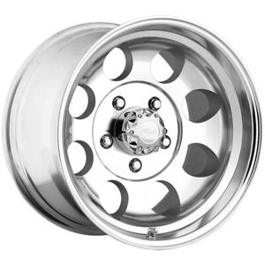4 pacer 164p Lt Mod Polished 16x10 6x5 5 32mm Polished Wheels Rims 16 Inch