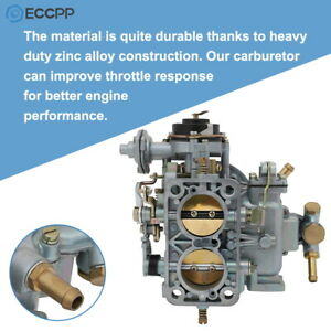 38x38 Dgev Carburetor Fit For 1968 1979 Toyota Corolla Electric Choke Carb