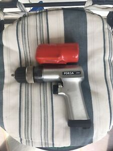 Snap On Pdr3a 3 8 Reversible Chuckless Air Drill
