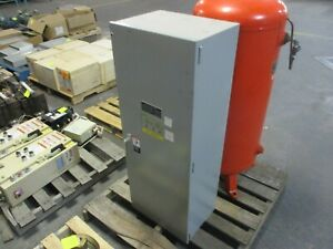 Asco Series 300 Automatic Transfer Switch A300340091c 400a 480v 60hz Used