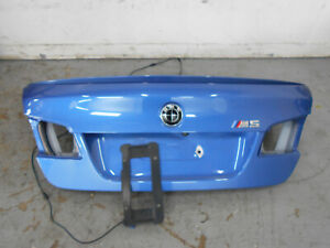 2013 12 13 14 15 16 Bmw M5 F10 Trunk Lid 3018