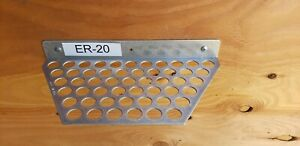 Er20 Collets Holder Rack Hold Up To 51 Collets Made In Usa Ship First Class
