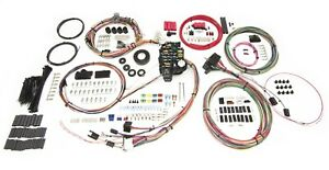 Painless Wiring 20205 27 Circuit Classic Plus Customizable Chassis Harness