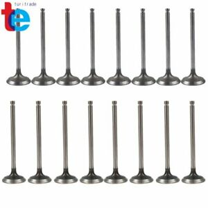 Intake Exhaust Valves 13201 aa390 13202 aa400 For Subaru Saab 2 0l Dohc Turbo